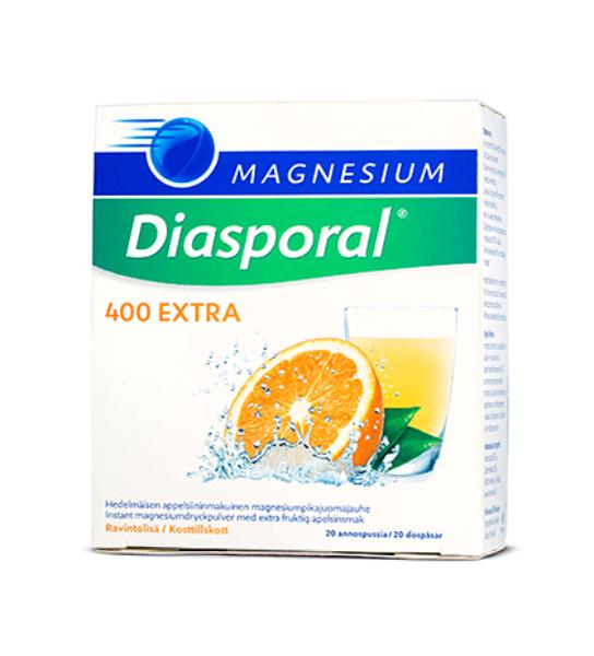 magnesium daglig dos