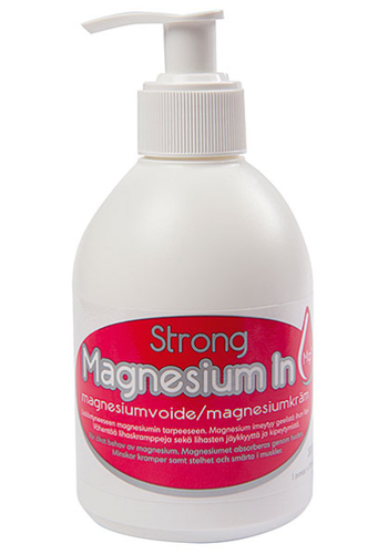 Magnesium in strong 300 ml