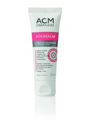ACM Rosakalm Anti-Redness kräm för rodnande hy, 40 ml