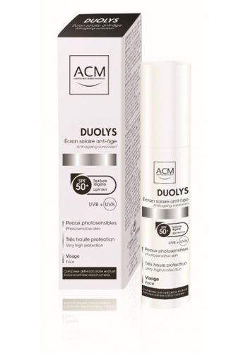 DUOLYS SUNSCREEN SPF 50+ ANTI-AGEING CREAM  50 ml
