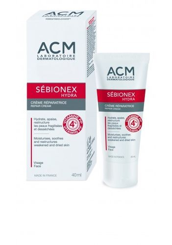 ACM SEBIONEX Hydra REPAIR CREME FOR WEAKENED AND DRY SKIN
