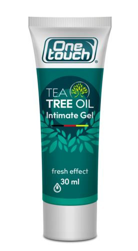 One Touch Gēls lubricant Tea tree oil 30 ml