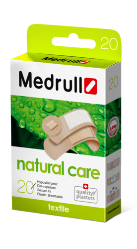Medrull Natural Care laastari 20 kpl