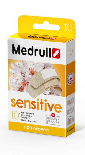 Medrull Sensitive laastari 10 kpl