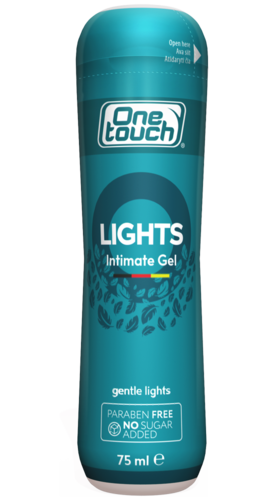 One Touch Gēls LIGHTS 75 ml glidmedel